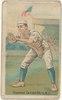 Jim Donahue, New York Metropolitans, baseball card portrait LCCN2007680790.tif