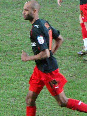 Jimmy Kébé - Kébé playing for Reading in 2011