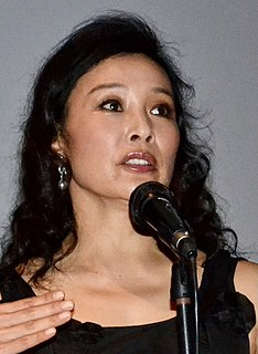 Joan Chen Chinese-American actress and director
