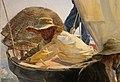 Joaquim sorolla y bastida, ritorno dalla pesca, trascinamento della barca, 1894, 02.JPG