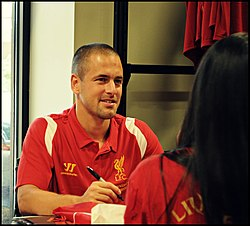 Joe Cole meets the fans.jpg