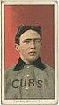 Joe Tinker, Chicago Cubs, baseball card portrait LCCN2008676402.jpg