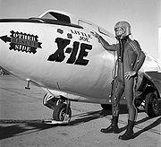 Joe Walker X-1E