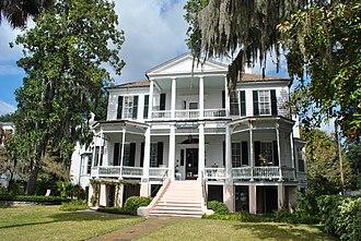 John A. Cuthbert House - John Cuthbert House