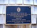 John Alden House historic marker.jpg