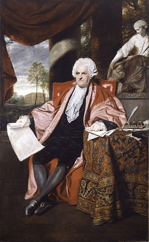 John Ash (physician) - John Ash by Joshua Reynolds (1788)