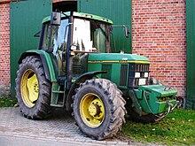 tracteur john deere occasion serie