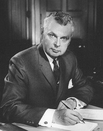 Progressive Conservative Party of Canada - Image: John G. Diefenbaker