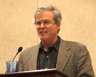 John Horgan (journalist) - Image: John Horgan speaking at HSS