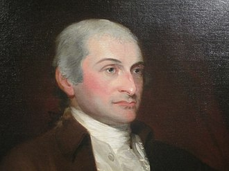 John Jay - Jay as he appears at the National Portrait Gallery in Washington, D.C.