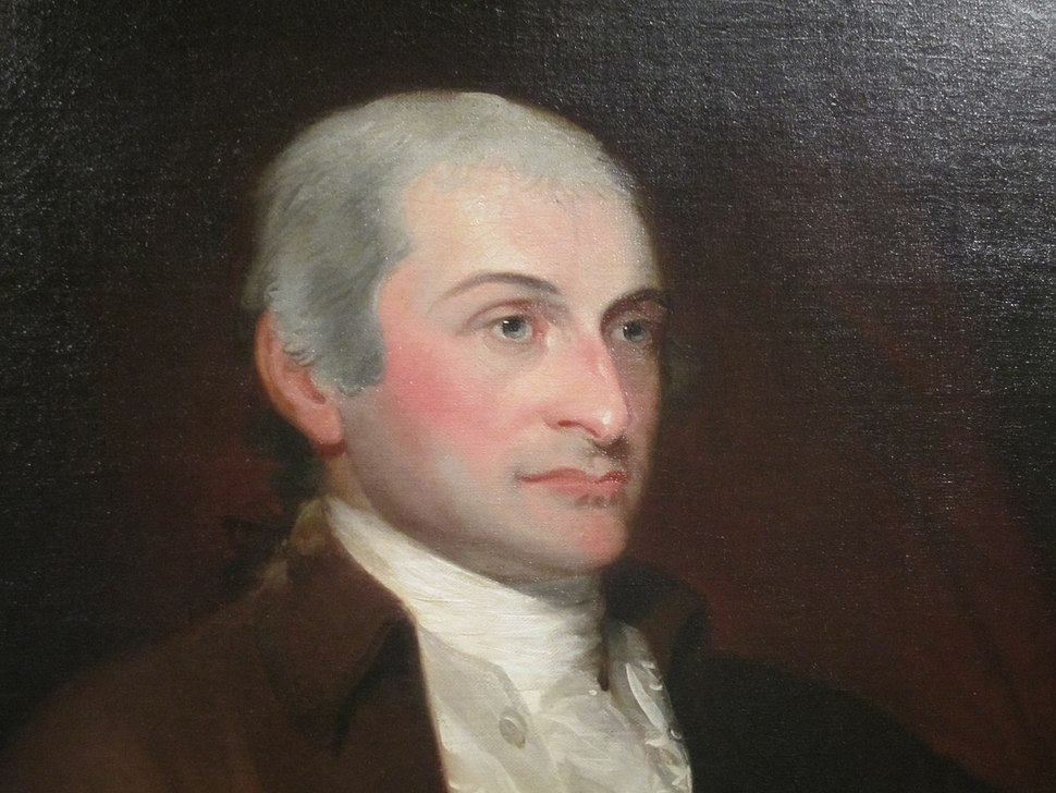 John Jay at National Portrait Gallery IMG 4446
