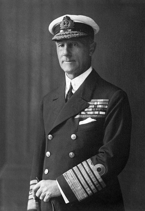 John jellicoe admiral of the fleet