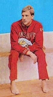 John Kinsella (swimmer) American swimmer, Olympic gold medalist, former world record-holder