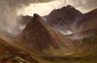 The valley of Slaughter, Skye