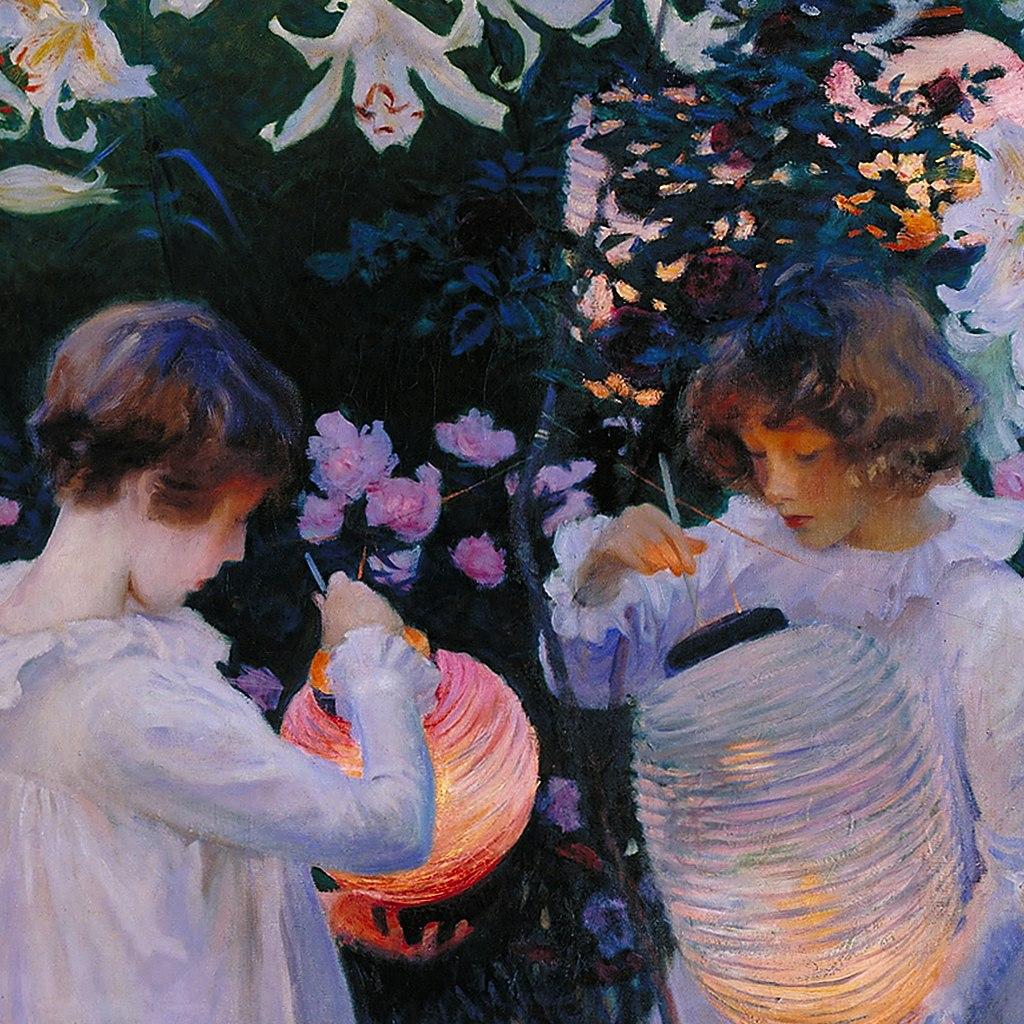 File John Singer Sargent Carnation Lily Lily Rose