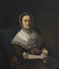 Portrait of Mrs. Ebenezer Austin