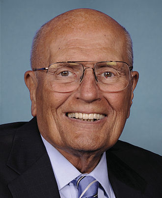 Michigan's 15th congressional district - Image: Johnny Dingell