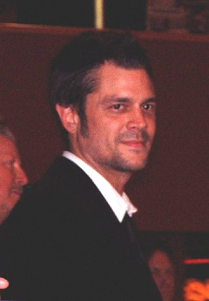 Dukes of Hazzard Premiere, 2005. Johnny Knoxville