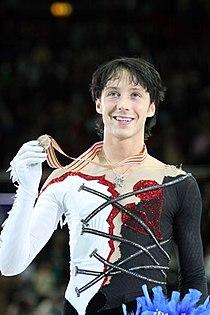 Johnny WEIR 2008 World Championships.jpg