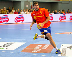 Jorge Maqueda - Jornada de las Estrellas de Balonmano 2013 - 01.jpg