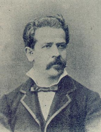 José Eugenio Ellauri - Image: Jose Ellauri 1870