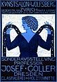 Josef Goller - Sonderausstellung im Kunstsalon Wolfsberg, 1913.jpg