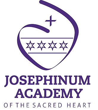 Josephinum Academy - Image: Josephinum Academy Logo
