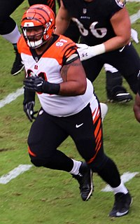 Josh Tupou American football player