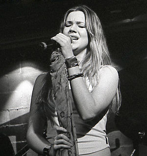 Music of the United Kingdom (2000s & 2010s) - Joss Stone was one of the most successful British soul acts of the decade.