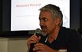 Journée Wikipédia, objet scientifique 2013 Alexandre Hocquet2.JPG