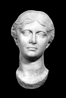 Julia the Younger Roman noblewoman, daughter of Marcus Vipsanius Agrippa and Julia the Elder (19 BC-c. 29 AD)