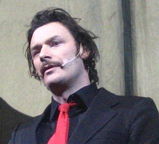 Julian Barratt British comedian and musician