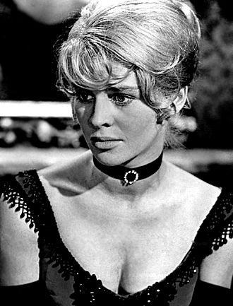 Julie Christie - Publicity still from Doctor Zhivago (1965)
