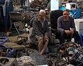 Junk Salesmen at Hotan Sunday Market 5016407967 37a13916e0 o.jpg