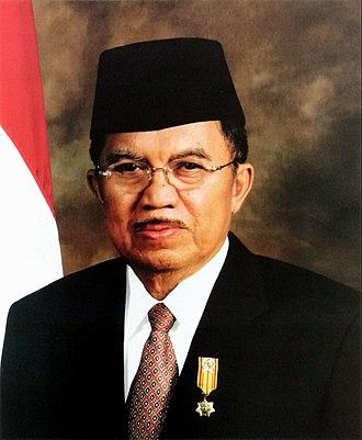 2009 Indonesian legislative election - Jusuf Kalla