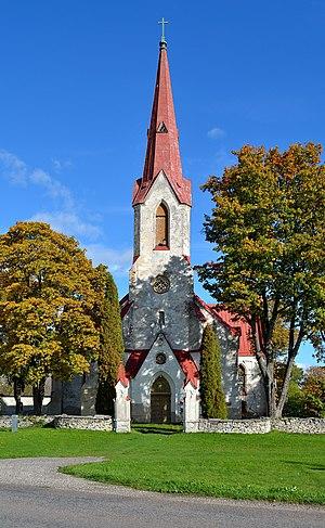 Juuru - Juuru church