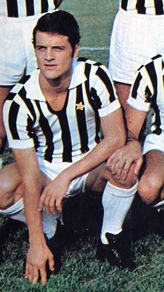 Fabio Capello - Capello with Juventus in the 1970–71 season