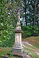 Kříž u cesty k lesu, Penčice, okres Přerov.jpg