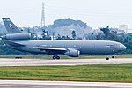 KC-10A taxiing for spot. (8730427119).jpg