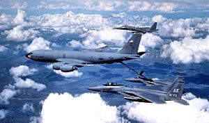 KC-135R Nebraska ANG refueling F-15s 1996 - 2.jpg