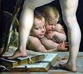 KHM Parmigianino amor detail.JPG