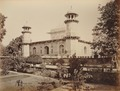 KITLV 91975 - Samuel Bourne - Tomb of Itimad-ud-Daula in Agra in India - Around 1860.tif