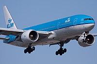 PH-BQO - B772 - KLM