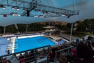 KL Sports City - National Aquatic Centre