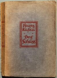 Kafka Das Schloss 1926.jpg