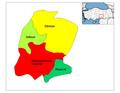 Kahramanmaraş districts1944.png