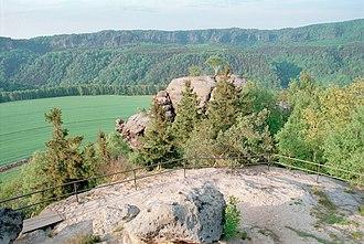 Kaiserkrone (hill) - Image: Kaiserkrone 003