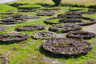 Estonia - Bronze Age stone-cist graves