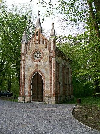 Zaprešić - Image: Kapela sv. Josipa Novi dvori