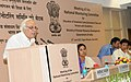 Kapil Sibal addressing at the First meeting of the National Monitoring Committees for Education of Scheduled Castes, Scheduled Tribes and Persons with Disabilities.jpg